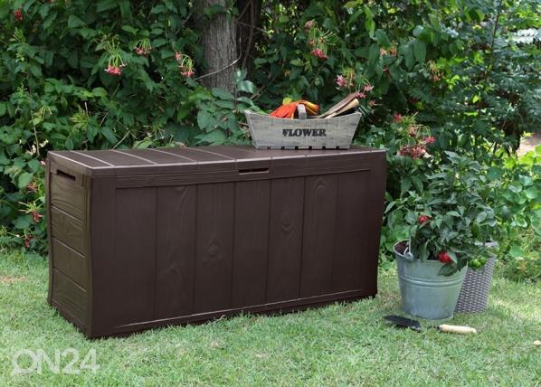 Säilytyslaatikko puutarhaan KETER SHERWOOD 270 L TE-108687