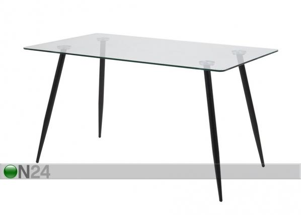 Ruokapöytä WILMA 80x140 cm CM-109048