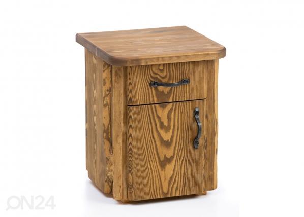 Yöpöytä, mänty MP-109103