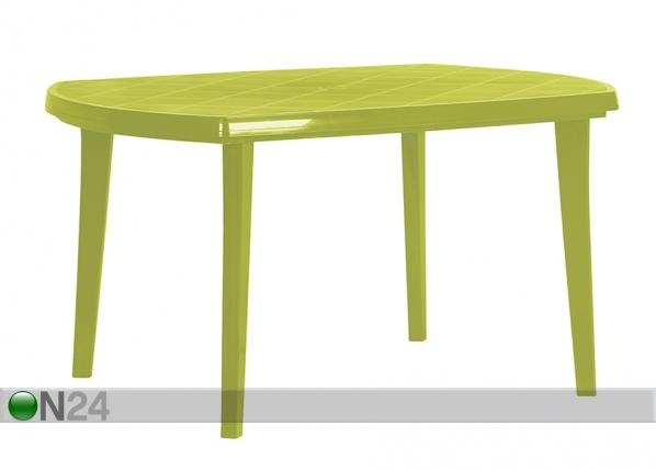 Puutarhapöytä KETER ELISE, vaaleanvihreä TE-109219