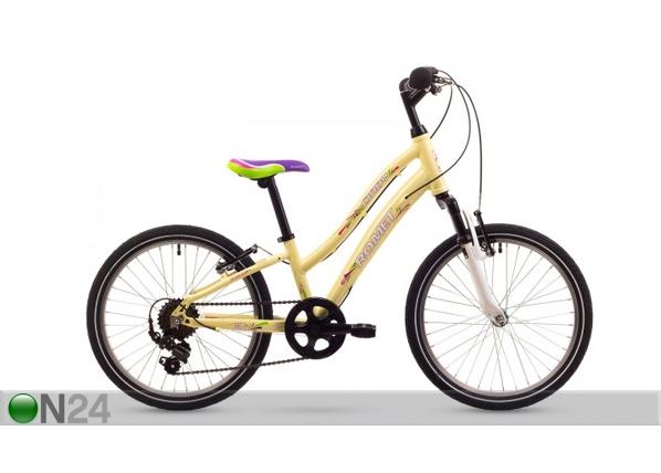 """Lasten polkupyörä ROMET CINDY 20"""" TC-109945"""