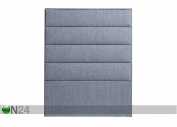 Kangasverhoiltu sängynpääty KENT FR-110101