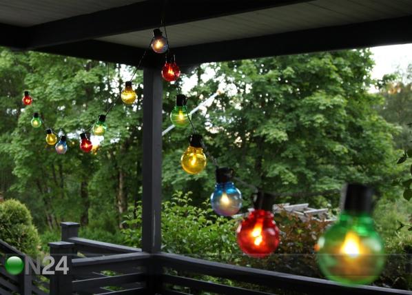 Valoketju PARTY 16 LED AA-110559
