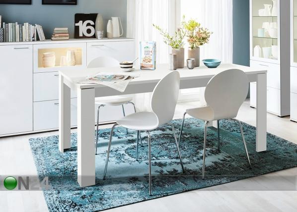 Jatkettava ruokapöytä RIO HOME 90x180/230 cm SM-110756