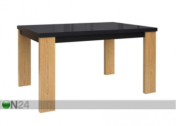 Jatkettava ruokapöytä 90x140-180 cm TF-111653