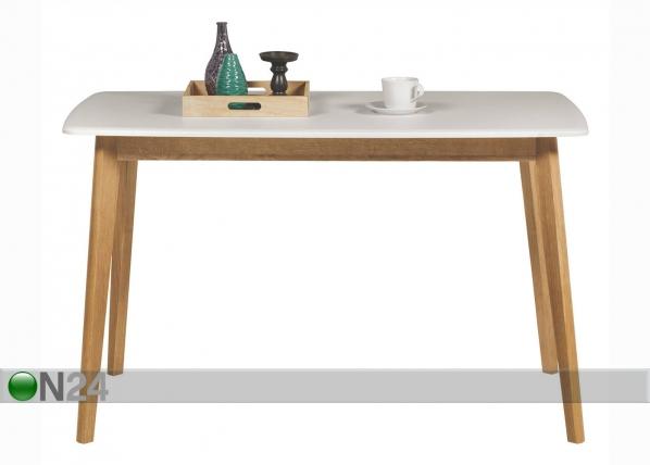Ruokapöytä 120x74 cm TF-112897