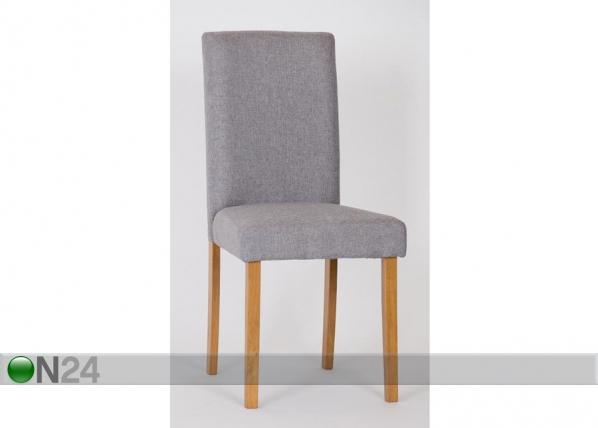Tuoli LUNA, vaaleanharmaa RU-112918
