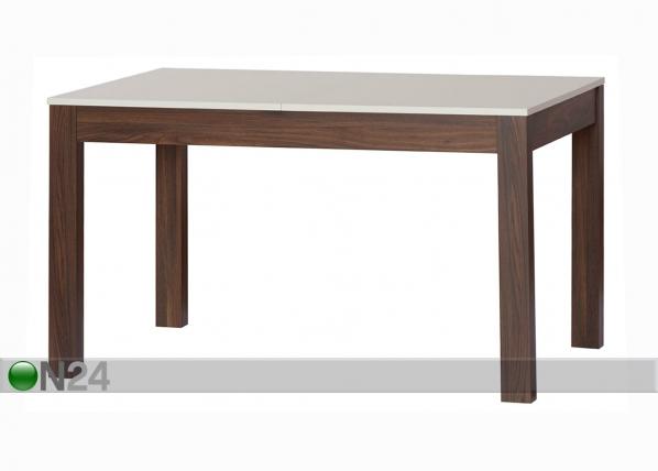 Jatkettava ruokapöytä 136-210x90 cm TF-113896