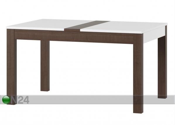 Jatkettava ruokapöytä 90x136-210 cm TF-114065
