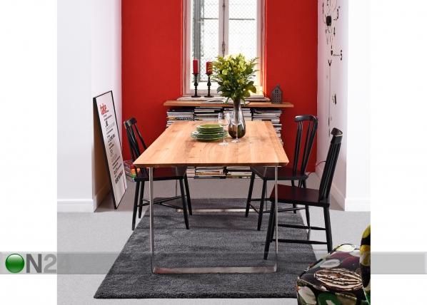 Ruokapöytä NOLTE 180x90 cm MA-114224