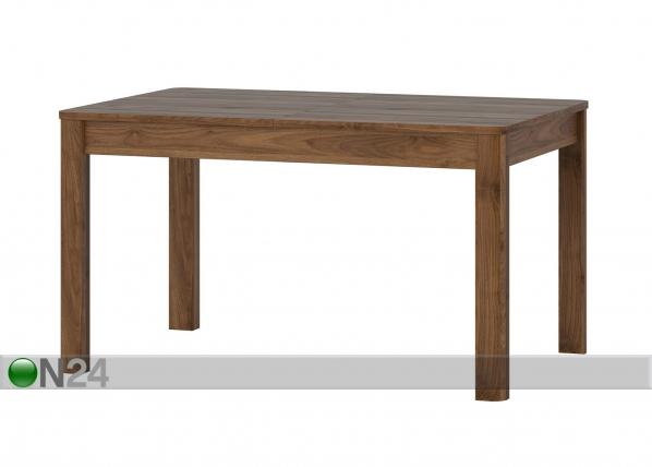 Jatkettava ruokapöytä 90x136-210 cm TF-114302