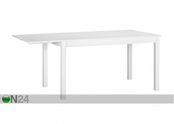 Jatkettava ruokapöytä NOVA 139-179x90 cm MA-114352