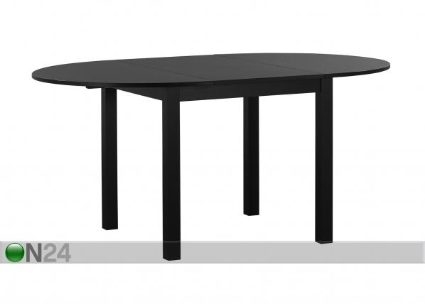 Jatkettava ruokapöytä NOVA 110-150x110 cm MA-114356
