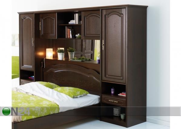 Sängy päätykaappi BERRY MA-115296