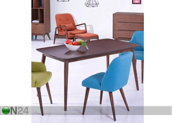 Ruokapöytä BADULLA 150x90 cm AQ-115308