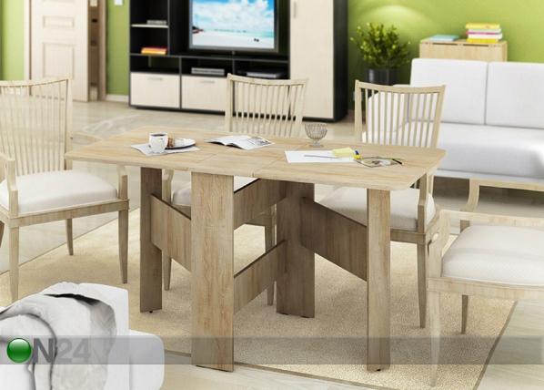 Taittopöytä HORIZON 30-140x67 cm AY-115368