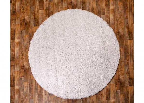 Pitkäkarvainen matto Ø190 cm AA-115500