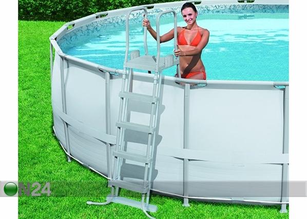 Uima-altaan tikkaat 182 cm SG-115616