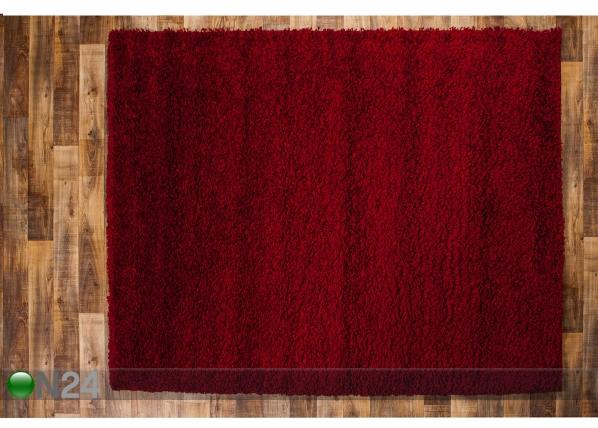 Pitkäkarvainen matto 160x230 cm AA-115677