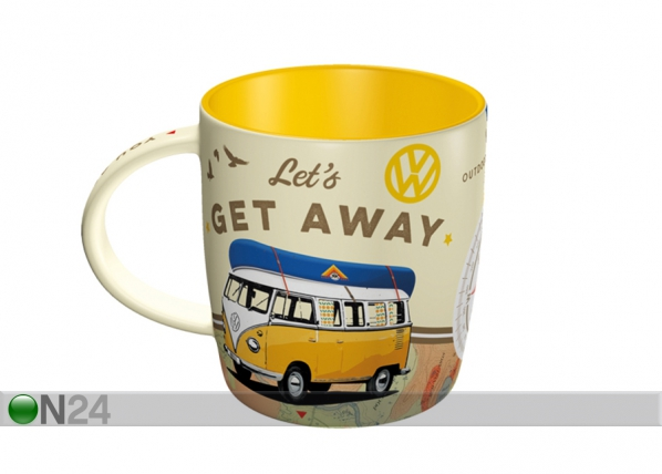 Muki VW BULLI LET'S GET AWAY SG-115847