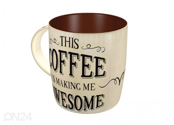 Muki THIS COFFEE IS MAKING ME AWASOME SG-115852