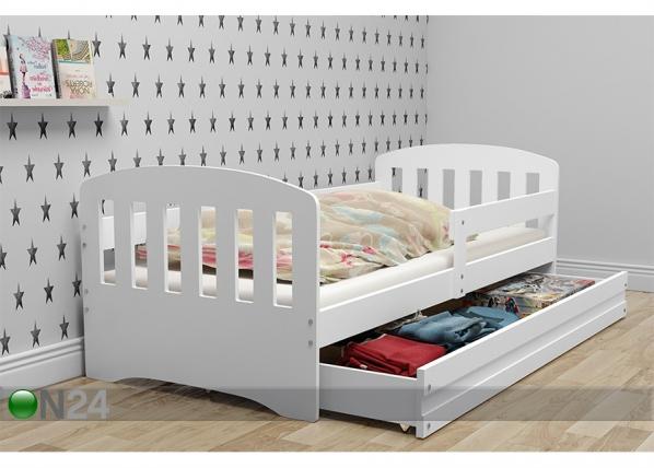 Lasten sänkyryhmä 80x160 cm TF-116050