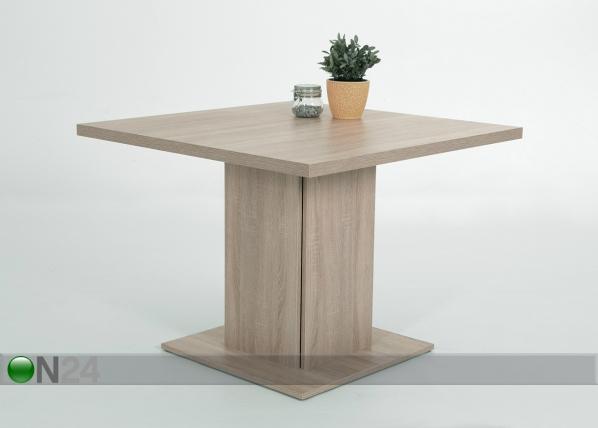 Ruokapöytä ASTRID 100x100 cm SM-117698