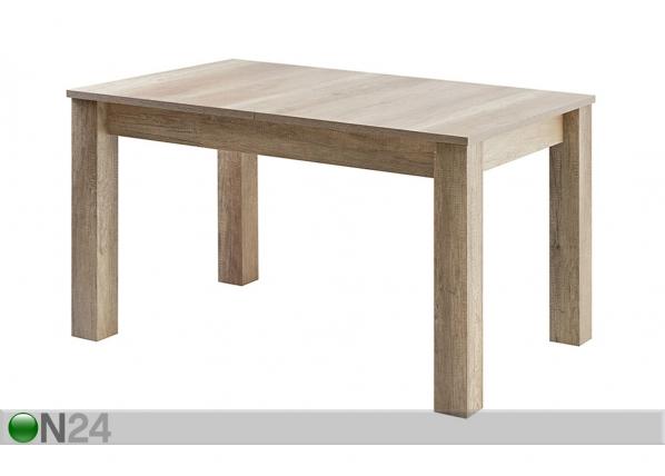 Jatkettava ruokapöytä 135-175x85 cm TF-117850