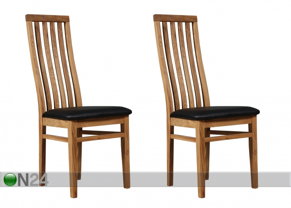 Puiset tuolit DORTHE, 2 kpl RM-118403
