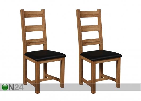 Puiset tuolit LADDER BACK, 2 kpl RM-118405
