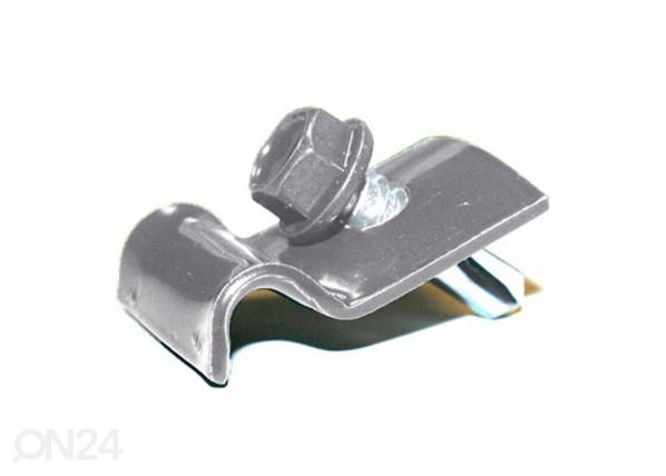 Kiinnikelangan kiinnike ja ruuvi ZN 6 kpl PO-119644