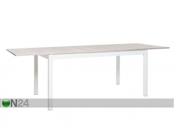 Jatkettava ruokapöytä STOCKHOLM 175-245x90 cm AQ-120859