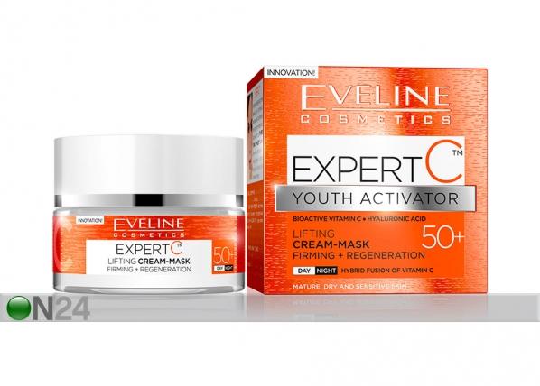 Expert C kasvovoide-naamio 50+ Eveline Cosmetics 50ml UR-123942