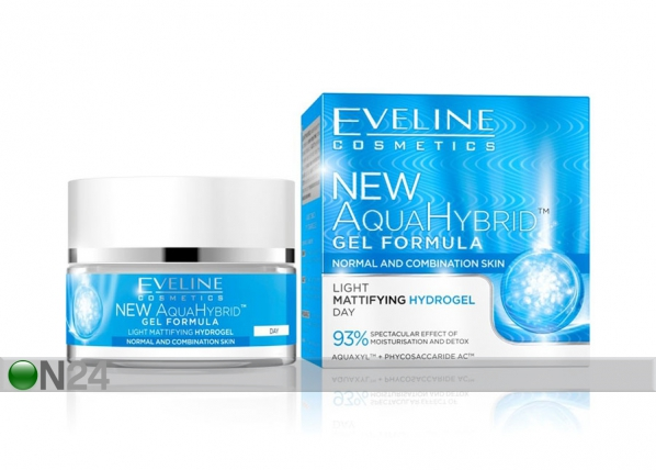 New Aqua Hybrid matta hydrogeeli Eveline Cosmetics 50ml UR-123947