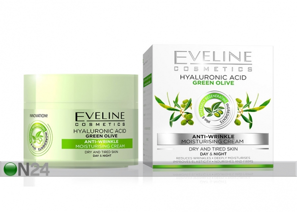 Nature Line kasvovoide oliivilla Eveline Cosmetics 50ml UR-123959
