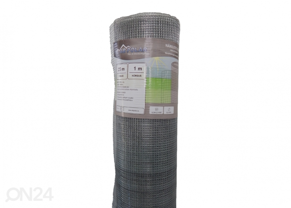 Suojaverkko 0,5x5 m PO-124908