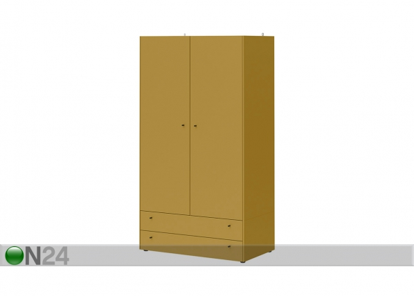 Vaatekaappi MONTEO SM-125583