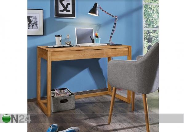 Tammi työpöytä HANS EC-125609