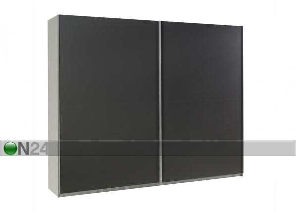 Vaatekaappi liukuovilla LUX 244 cm TF-125733