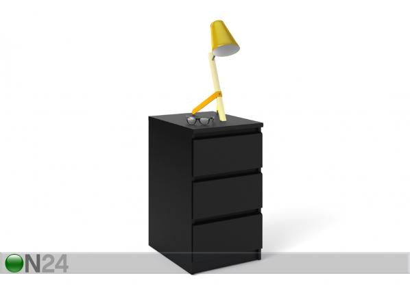 Yöpöytä/laatikosto NAIA AQ-126254