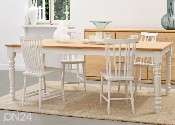 Ruokapöytä CHRISTINA MA-126349