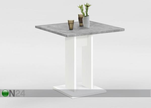 Ruokapöytä BANDOL 1 70x70 cm SM-126646