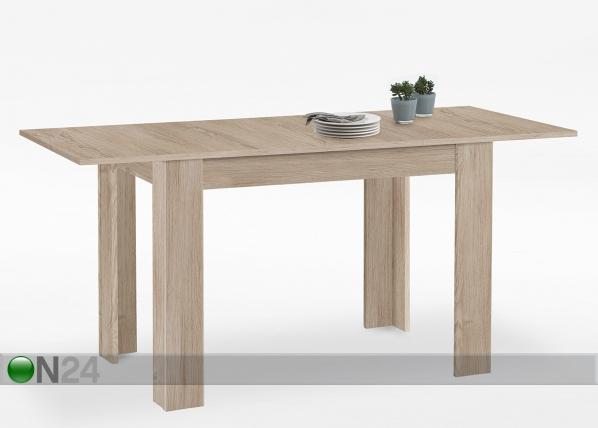 Jatkettava ruokapöytä REVEL 2 SM-126681