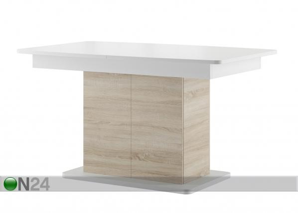 Jatkettava ruokapöytä 85x140-210 cm TF-127252