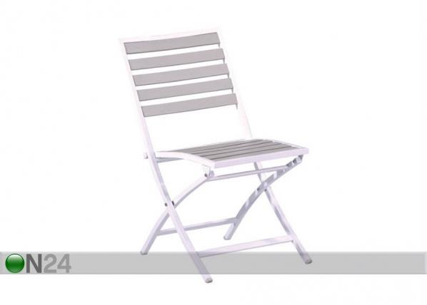 Kokoontaitettava puutarhatuoli PUDONG AQ-127277