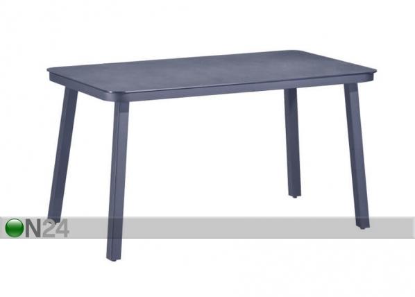 Puutarhapöytä JAKARTA 142x80 cm AQ-127280