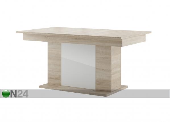 Jatkettava ruokapöytä 90x160-410 cm TF-127461