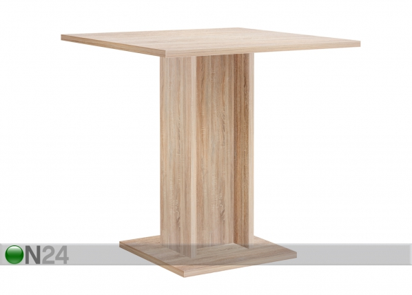 Ruokapöytä DOT 80x80 cm CM-128820