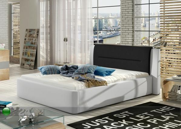 Sänky vuodevaatelaatikolla TF-128850