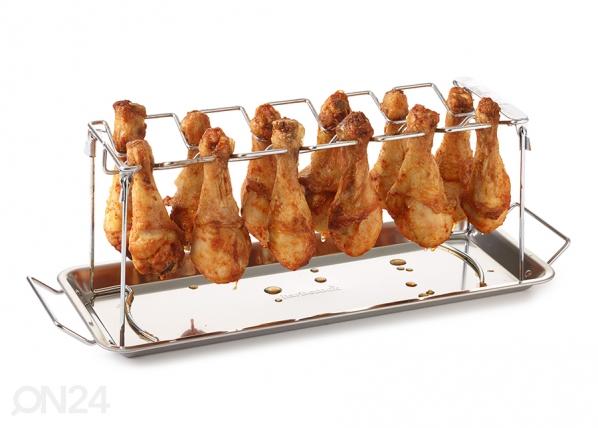 Kanankoipien grillausalusta BARBECOOK TE-129390